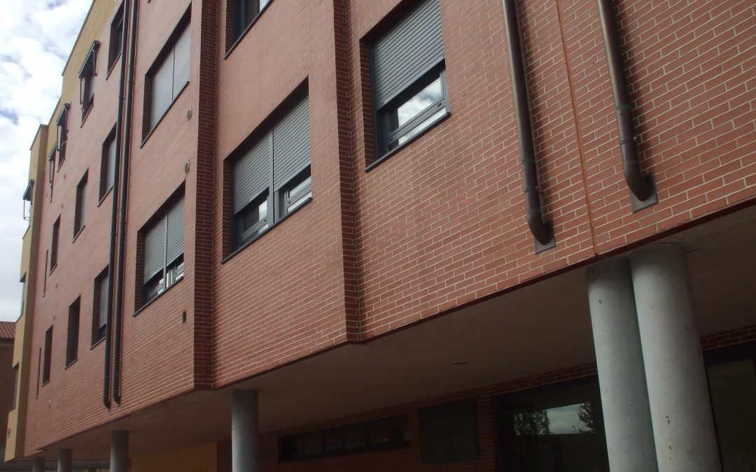 Eficiencia energética en comunidad de propietarios de Valladolid